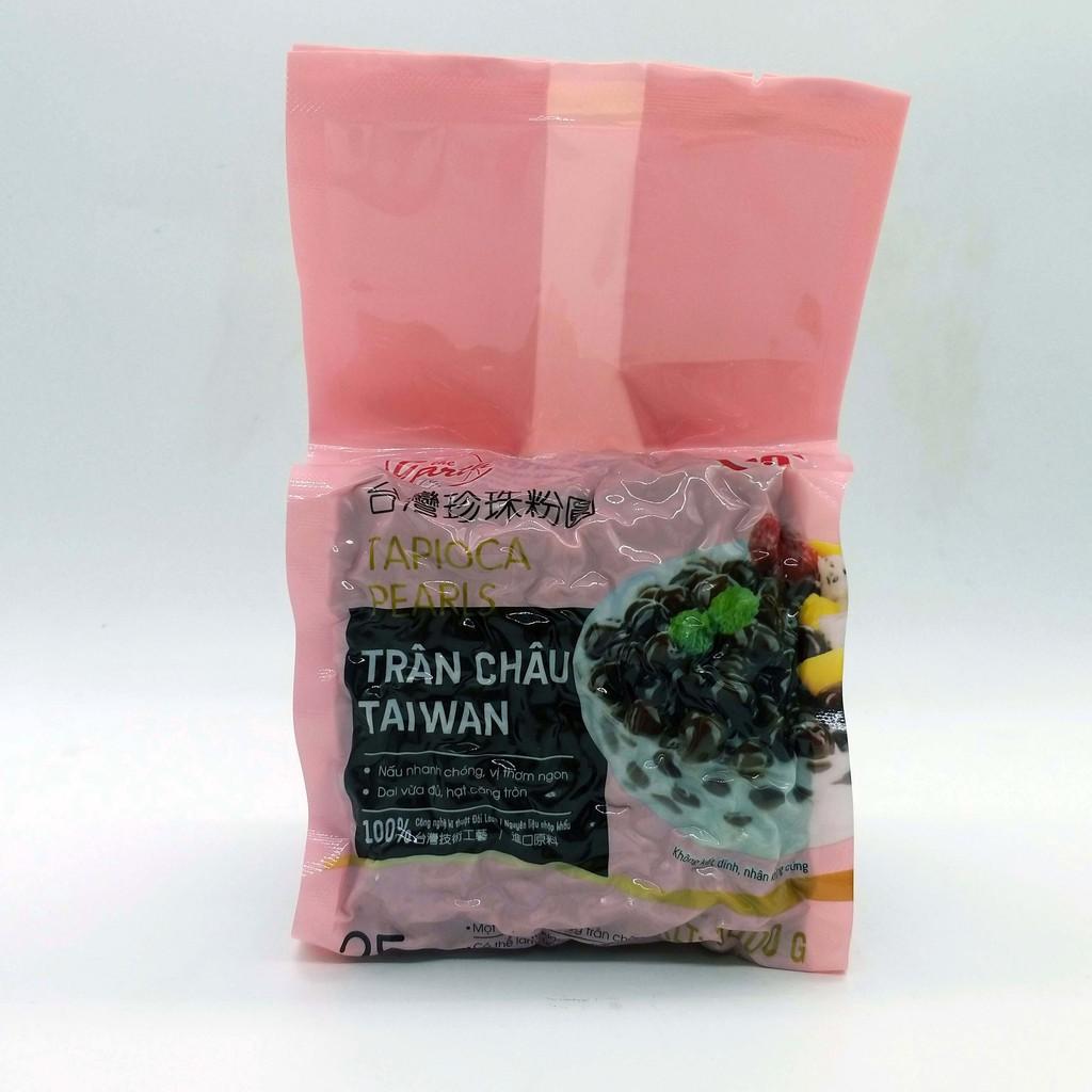 Trân Châu Đen Đài Loan Cao Cấp (1kg) - Trân Châu Caramel Ngon Hơn Trường Lạc, Wond