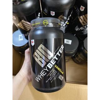 Sữa tăng cơ cao cấp Bio Synergy Whey Better vị vanilla 750g