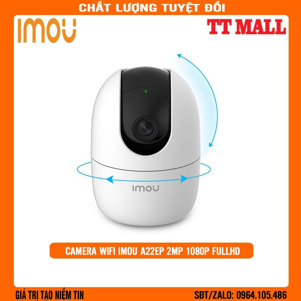 Camera IP Wifi 2.0MP Ranger 2 IPC-A22EP-IMOU - Chính Hãng Bảo Hành 2 Năm