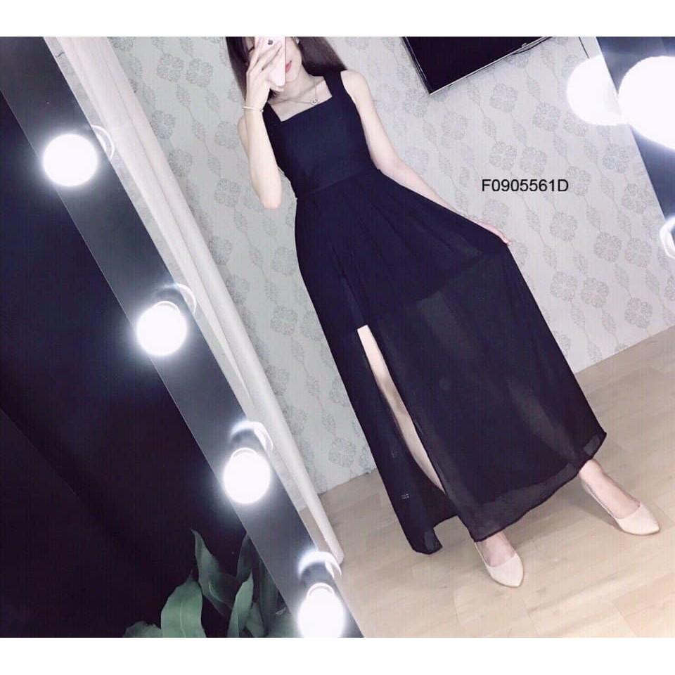 Đầm váy maxi dài như hình