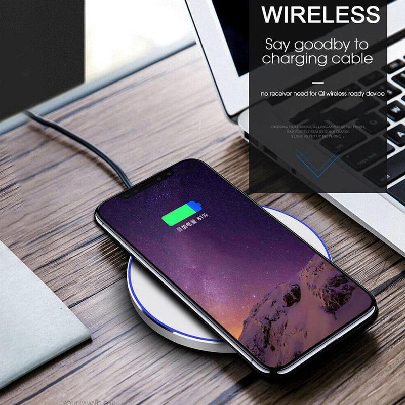 Đế Sạc Không Dây 15w 8 Cho Samsung Iphone Z4A5