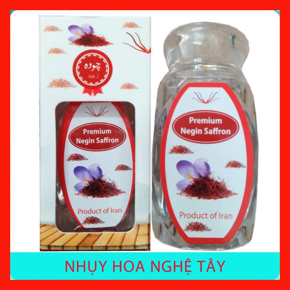 Nhụy hoa nghệ tây Premium Negin Saffron (chai 1g) thanh lọc cơ thể rất hiệu quả ngăn chặn lão hóa và các vấn đề về da - 14724999 , 2354560804 , 322_2354560804 , 350000 , Nhuy-hoa-nghe-tay-Premium-Negin-Saffron-chai-1g-thanh-loc-co-the-rat-hieu-qua-ngan-chan-lao-hoa-va-cac-van-de-ve-da-322_2354560804 , shopee.vn , Nhụy hoa nghệ tây Premium Negin Saffron (chai 1g) thanh