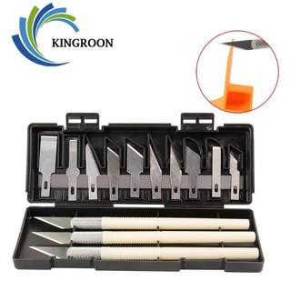 Bộ công cụ dao khắc 13 chi sử dụng cho in 3D