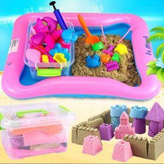 Đồ chơi cát nặn sinh học cho bé
