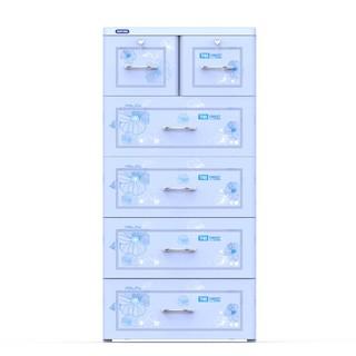 (Hà Nội) Tủ nhựa Duy Tân Tabi 5 tầng DƯƠNG CÀNH HOA