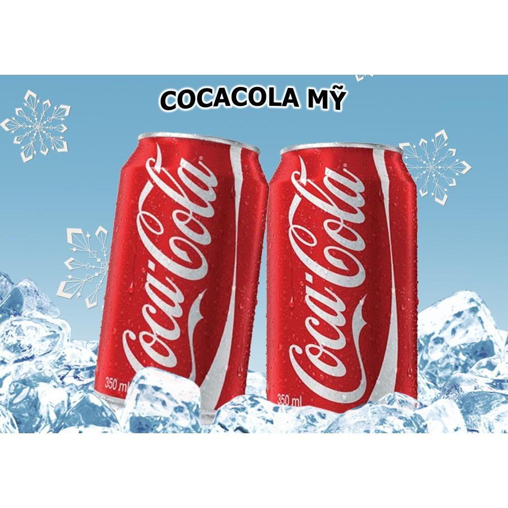 Coca Cola Mỹ