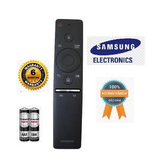 Remote Điều khiển TV Samsung giọng nói dòng KU, KS- Hàng mới chính hãng 100% + Tặng kèm Pin