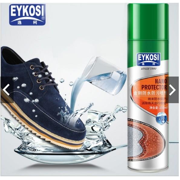 bộ 3 chai xịt chống nước bẩn Eykosi 250 ml hàng mới