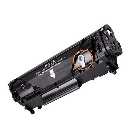 Hộp mực máy in 12A có lổ đổ mực cho máy in Canon 2900 3000 HP 1010 1020 (Hàng nhập khẩu mới 100%)