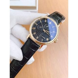 Đồng hồ nam THOMAS EARNSHAW Men's Watch ES dây da đen .