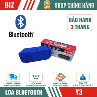 [Mã ELFLASH5 giảm 20K đơn 50K] Loa Bluetooth Mini Y3,Y4,Y5,Y6 - Bảo hành 3 tháng !!!