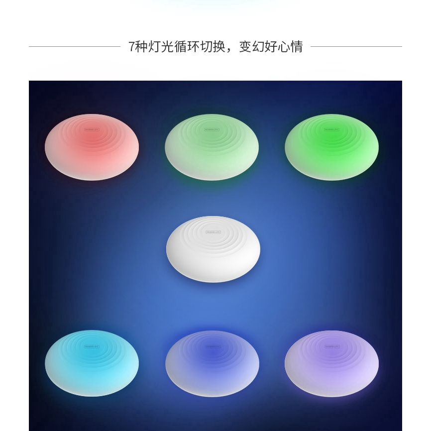 Đế Sạc Nhanh Không Dây Remax Mini 5w/10w Cổng Usb 3.0 Cho Iphone 8 11 X Xs Xr