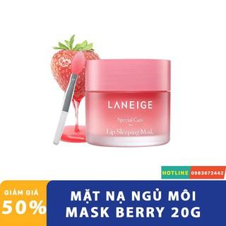 Mặt nạ ngủ cho môi hương quả mọng Laneige Lip Sleeping Mask Berry 20gb HALIN FREESHIP Mặt nạ ngủ HALINCOS2A05Cao Cấp