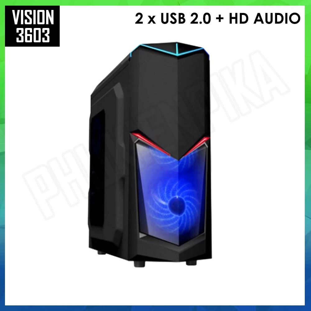 Thùng máy tính Case Vision 3603 giá rẻ