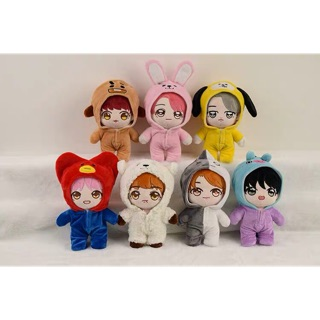 Outfit BT21 cho doll 20cm