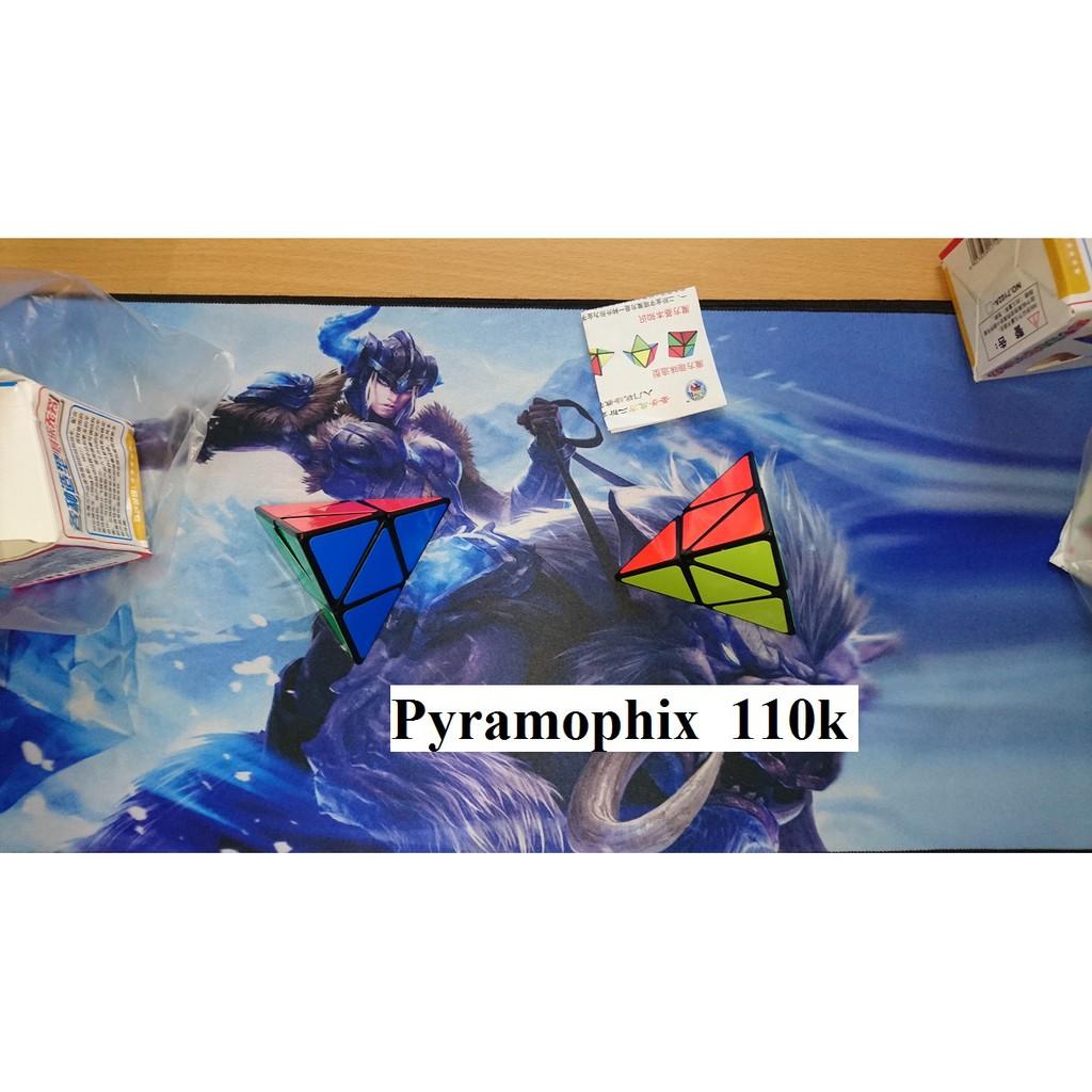 Pyraminx Pyramophix Biến thể Rubik