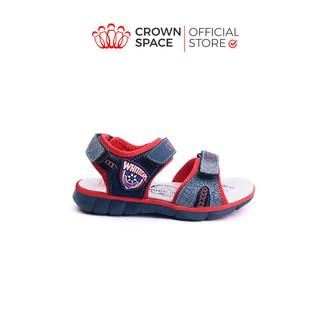 Sandal Đi Học Cho Bé Trai Sản Phẩm Chính Hãng Crown UK CRUK527 Size 26-35 2-14 Tuổi thumbnail