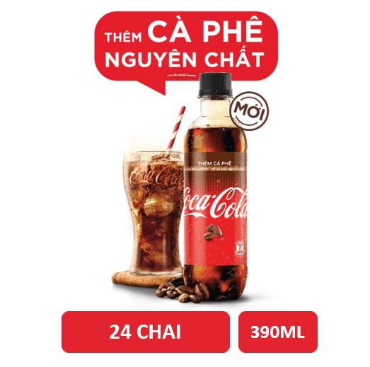 Thùng 24 chai Coca Cola Coffee 390ml - 3412205 , 953543169 , 322_953543169 , 180000 , Thung-24-chai-Coca-Cola-Coffee-390ml-322_953543169 , shopee.vn , Thùng 24 chai Coca Cola Coffee 390ml