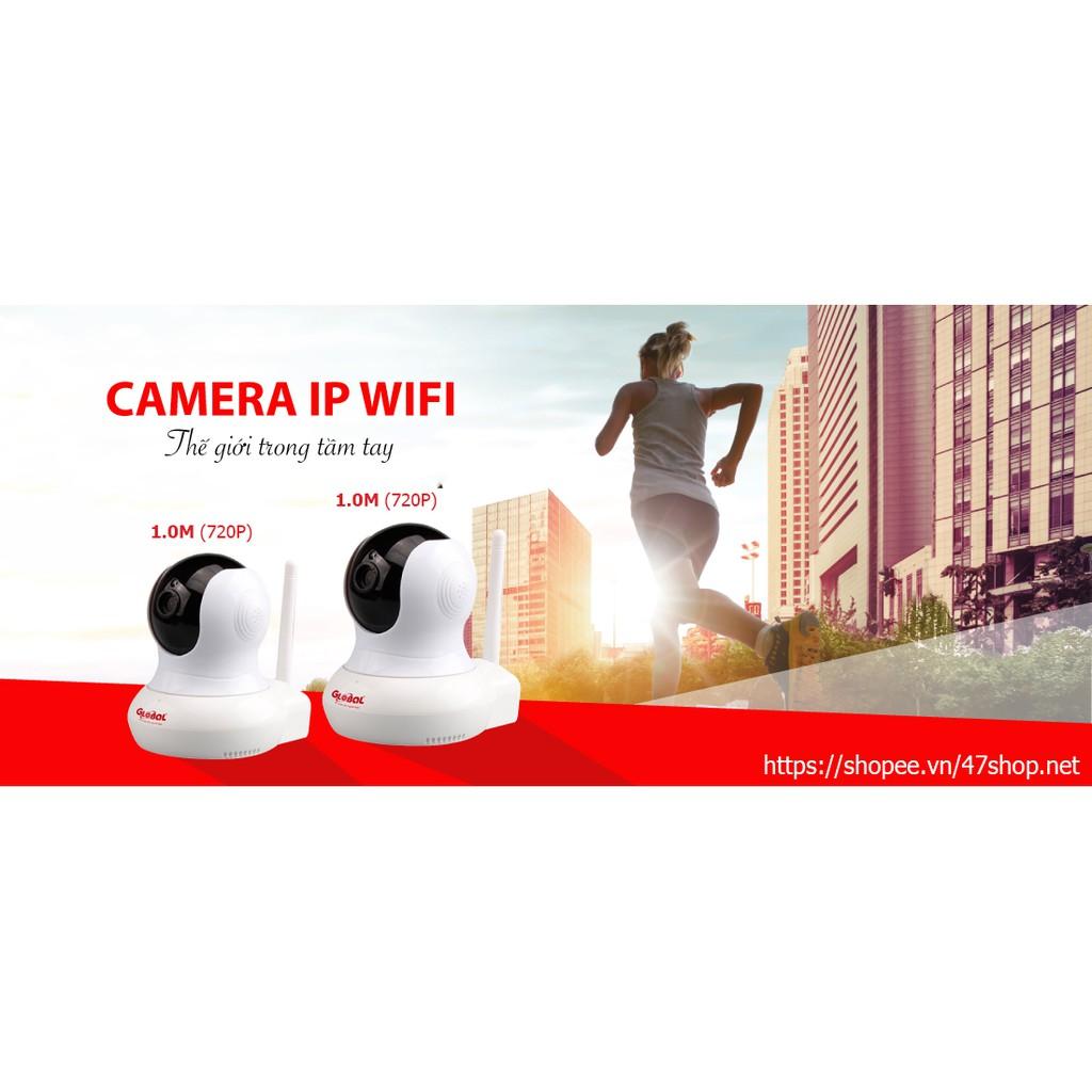 Camera IP Wifi – Global W3 1.0M 720P – Bảo hành 2 năm