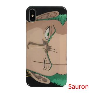 iphone 6 6S 6Plus 6Splus 7 8 7Plus 8Plus X XS XR XSMAX 11 11Pro 11Promax Sauron Hard Case Ultra-thin Phone Cover