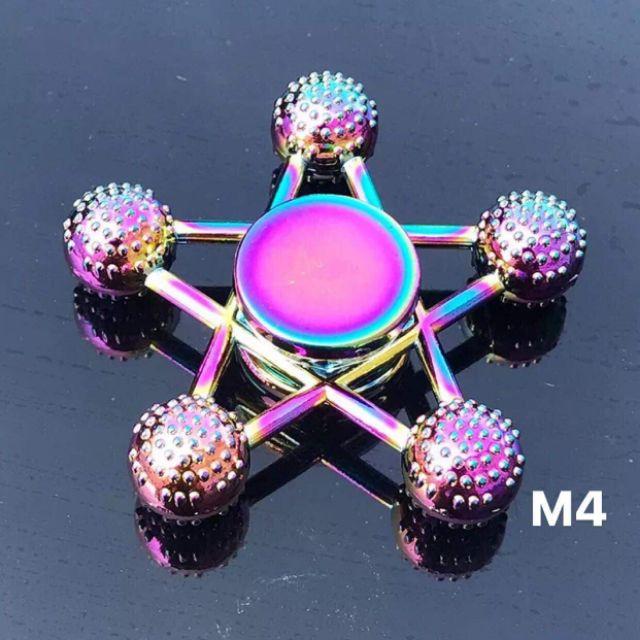 Con Quay Spiner 7 Màu Siêu Xinh Spiner Hàng Đẹp Giá Rẻ [Không Có Hộp]