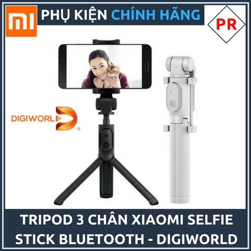 Gậy Tripod 3 chân Xiaomi Selfie Stick (Bạc) Kết nối Bluetooth - Chính hãng DGW - 3121873 , 911604774 , 322_911604774 , 350000 , Gay-Tripod-3-chan-Xiaomi-Selfie-Stick-Bac-Ket-noi-Bluetooth-Chinh-hang-DGW-322_911604774 , shopee.vn , Gậy Tripod 3 chân Xiaomi Selfie Stick (Bạc) Kết nối Bluetooth - Chính hãng DGW