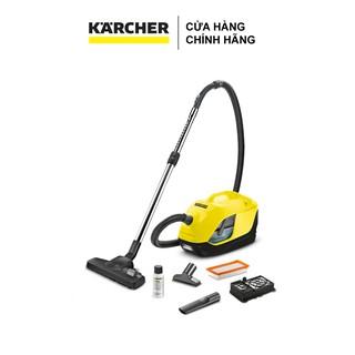 Máy hút bụi gia đình Karcher DS 6 sử dụng bộ lọc nước hiện đại và tiết kiệm