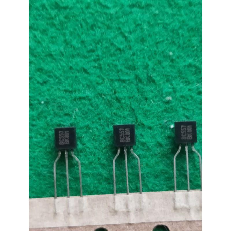 Bộ 5 Linh Kiện Điện Tử Bc557 Bc 557 C557