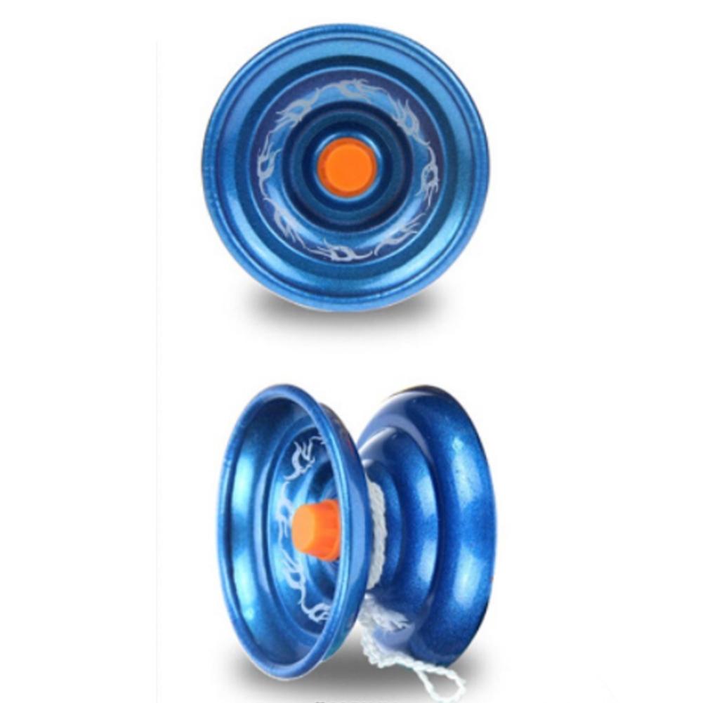 Professional yo Ball Bearing Alloy Yoyo Tricks Kids Gift