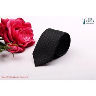 Cà Vạt Bản Nhỏ 5 45Cm - Cavat Vạt Hàn Quốc thumbnail