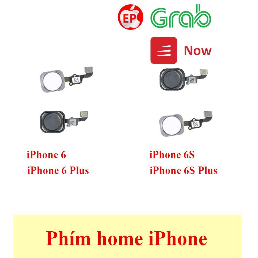 Phím nút home iPhone 6/ 6 Plus/ 6S/ 6S Plus zin bóc máy