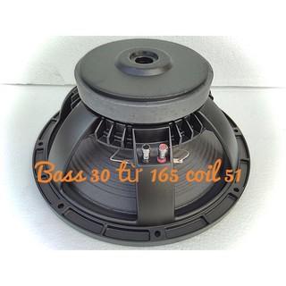 LOA BASS 30 TỪ 156 COIL 51.Giá 1 Chiếc.