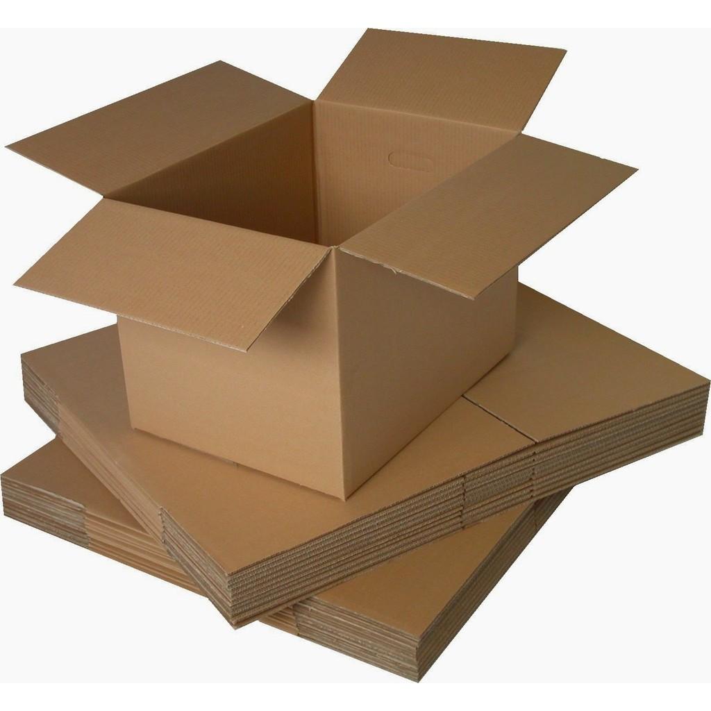 Combo 50 hộp carton 3 lớp Size(D*R*C) 15*10.5*6