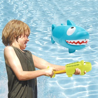 1PC Funny Eliminator Super Soaker Swimming Water Summer Beach Toys