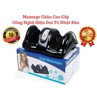 Máy Massage chân Foot Massager Giảm Đau Mỏi Chân Công Suất 40W