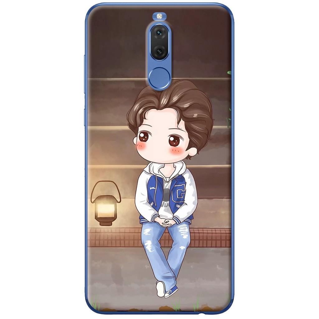 Ốp lưng nhựa dẻo Huawei Nova 2i Anh ngồi đợi