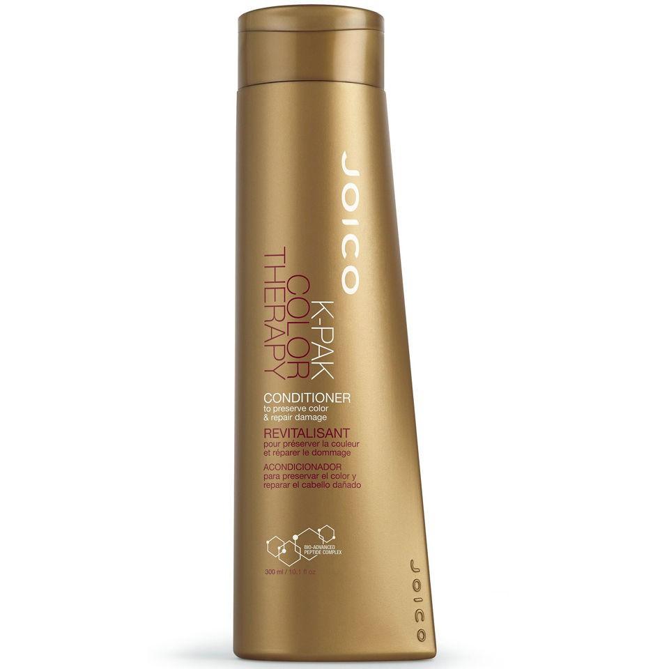 Dầu xả chăm sóc và giữ màu tóc nhuộm Joico Kpak Color 300ml