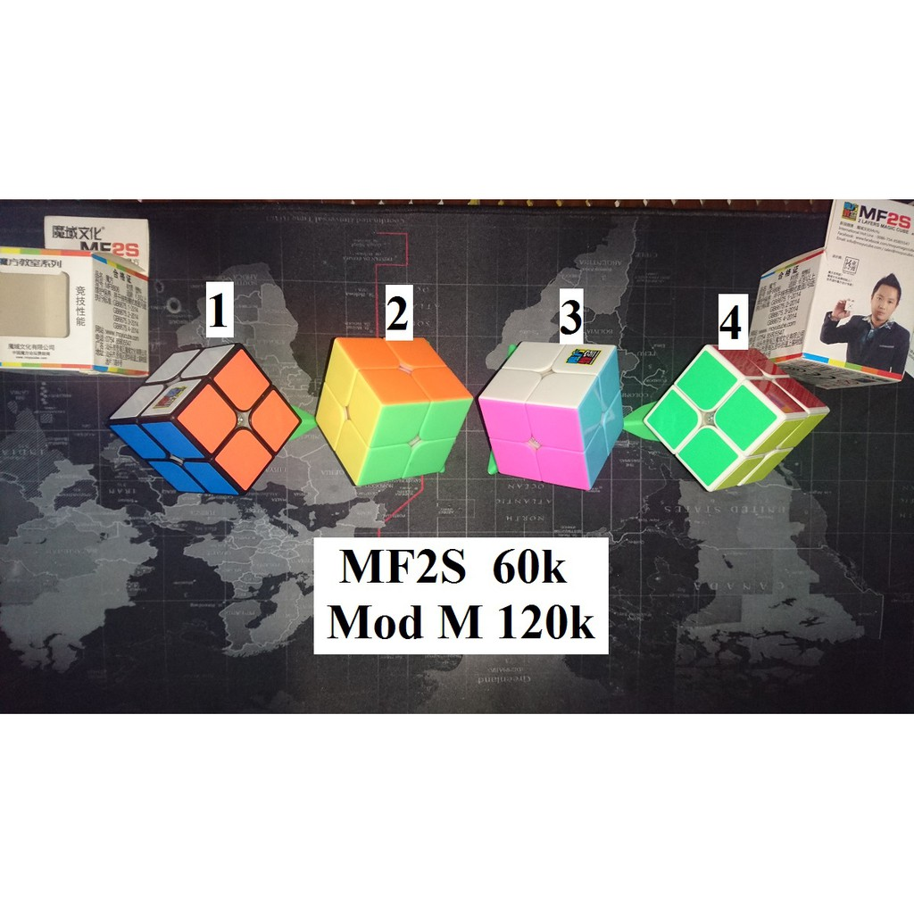 Rubik 2x2x2 MF2S