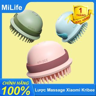 Lược Chải Tóc Massage Chống Tĩnh Điện Xiaomi Kribee thumbnail