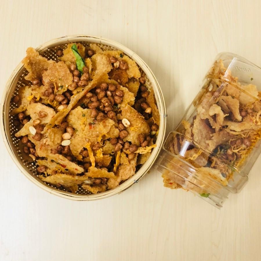 [Deal Giá Tốt] 1KG CƠM CHÁY LẮC KHÔ GÀ NT FOODS