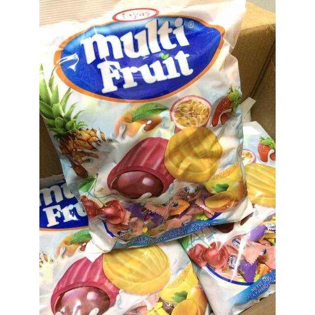 |Kẹo Thổ Nhĩ Kỳ| Kẹo Tayas Multi Fruit 1000g