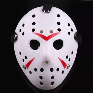 dcgr DCGR Mặt nạ Jason hóa trang Halloween leegoal Lỗ tròn