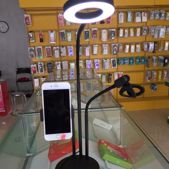 Bộ đèn livetream 3in1
