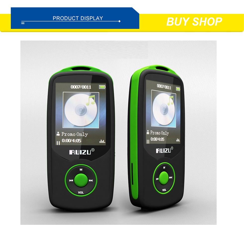 Máy nghe nhạc Lossless Bluetooth Ruizu X06 - 3531881 , 1291129712 , 322_1291129712 , 645000 , May-nghe-nhac-Lossless-Bluetooth-Ruizu-X06-322_1291129712 , shopee.vn , Máy nghe nhạc Lossless Bluetooth Ruizu X06
