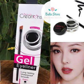 Gel kẻ mắt Beauty Creations Eyeliner