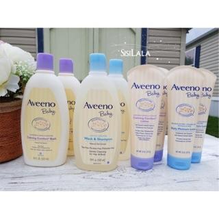 Sữa tắm gội và lotion Aveeno cho bé thumbnail