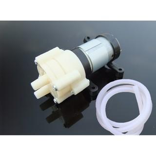 Bơm nước + ống thun 1m