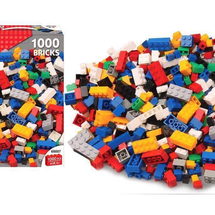 Bộ lắp ghép Lego 1000 chi tiết