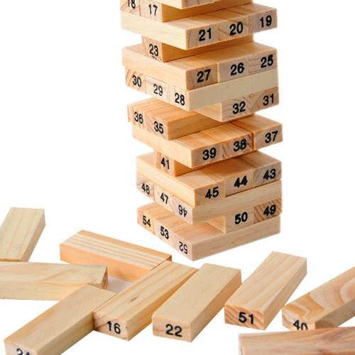 [follow shop 9k 13h 30/5] đồ chơi rú gỗ kèm xúc xắc