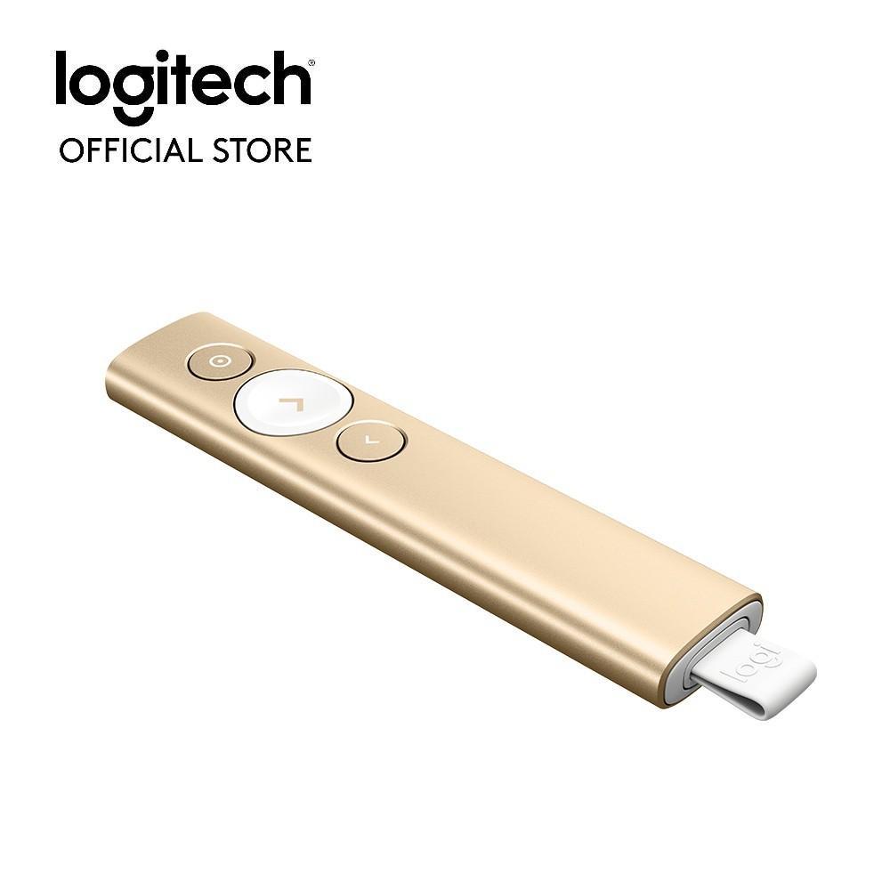 Bút trình chiếu không dây Logitech SPOTLIGHT - Hãng phân phối chính thức